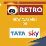 DD Retro is Now Available on Tata Sky at Channel Number 180